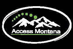 Access Montana Logo